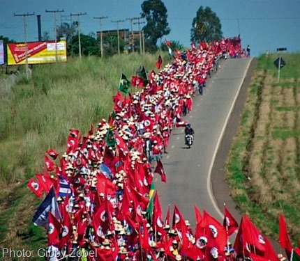 Landless Workers Movements Photo