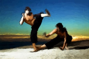 Stomping_Capoeira_4_FotoSketcher image