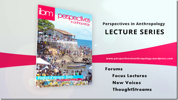 Perspectives in Anthropology Lecture Series Photo