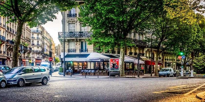 Urban Paris Blues